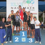 Podio Triathlon NAVAMAER